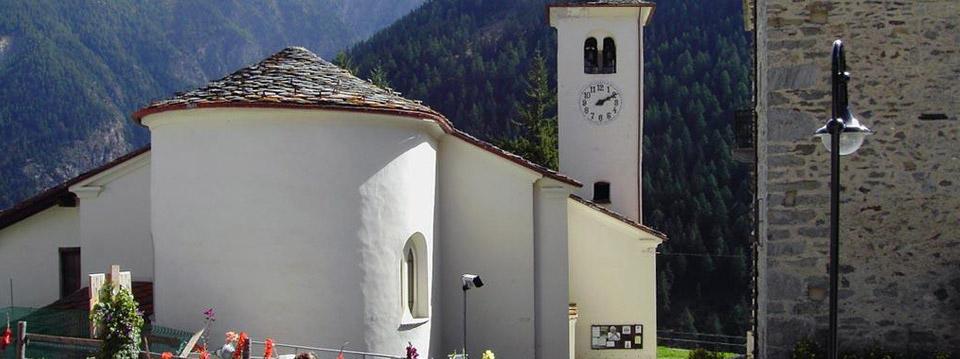 Fondo Parrocchia Saint Léonard di Saint-Rhémy-en-Bosses - Fondazione Comunitaria Valle d'Aosta