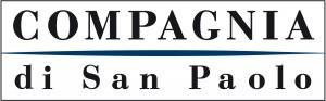 Logo compagnia San Paolo - sostenitori fondazione VDA